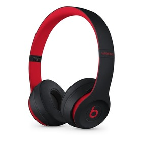 Безжични слушалки Beats Solo3 Wireless On-Ear Black-Red