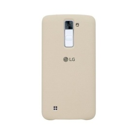 Калъф LG K8 Slim Guard Case CSV-160 Ivory