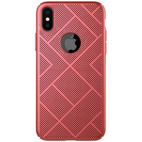 Калъф Nillkin Air Case iPhone X Red