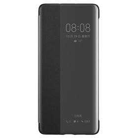 Калъф Huawei P30 Pro Smart View Flip Cover Black