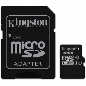 Карта памет Kingston micro SD 32GB G2 UHS-I Class 10