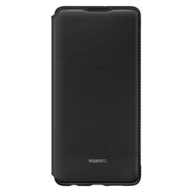 Калъф Huawei P30 Wallet Cover Black