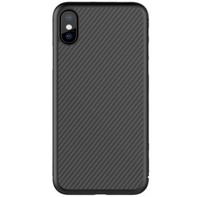 Калъф Nillkin Synthetic Fiber Case iPhone XS Black