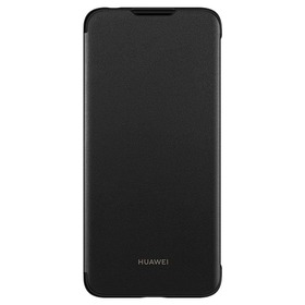 Калъф за Huawei Y6 2019 Flip Cover Black