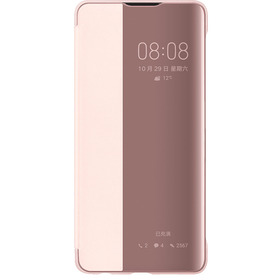 Калъф Huawei P30 Smart View Flip Cover Pink