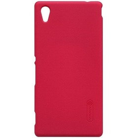 Калъф Nillkin Super Frosted Case Sony Xperia M4 Aqua Red