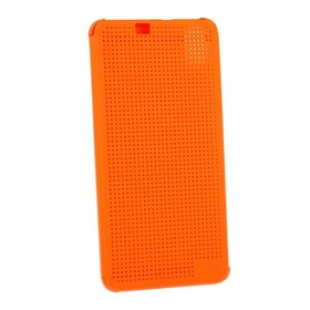 Калъф за HTC Desire 826 Dot View Case HC M170 Orange