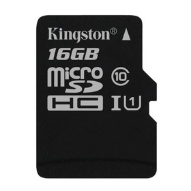 Карта памет Kingston micro SD 16GB G2 UHS-I Class 10