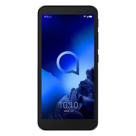 Alcatel 1V 2019 DS Anthracite Black