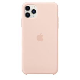 Калъф Apple iPhone 11 Pro Max Silicone Case MWYY2ZM/A Pink Sand