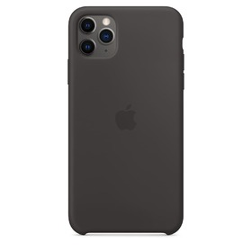 Калъф Apple iPhone 11 Pro Max Silicone Case MX002ZM/A Black