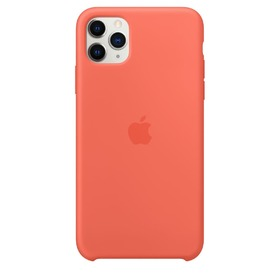 Калъф Apple iPhone 11 Pro Max Silicone Case MX022ZM/A Orange