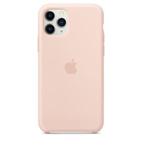 Калъф Apple iPhone 11 Pro Silicone Case MWYM2ZM/A Pink Sand