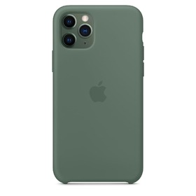 Калъф Apple iPhone 11 Pro Silicone Case MWYP2ZM/A Pine Green