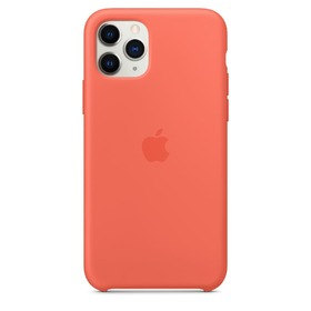 Калъф Apple iPhone 11 Pro Silicone Case MWYQ2ZM/A Orange