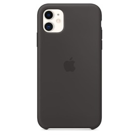 Калъф Apple iPhone 11 Silicone Case MWVU2ZM/A Black