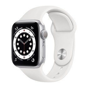 Apple Watch Series 6 GPS Silver 44mm