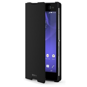 Калъф Sony Xperia C3 Style Cover Stand SCR15 Black