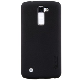 Калъф Nillkin Super Frosted Case LG K10 Black