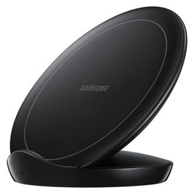 Безжично зарядно Samsung Fast Wireless Charger Pad N5105TB Black