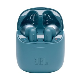 Bluetooth слушалки JBL Tune 220 TWS - Blue