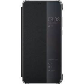 Калъф Huawei P20 Smart View Flip Cover Black