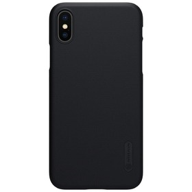Калъф Nillkin Super Frosted Case iPhone XS Black
