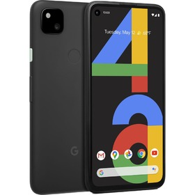 Google Pixel 4a 128GB / 6GB Just Black