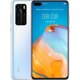 Huawei P40 5G 128GB / 8GB Ice White