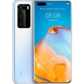 Huawei P40 Pro 5G DS 128GB + 8GB RAM Ice White