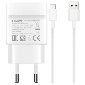 Зарядно Huawei AP32 Quick Charger 18W USB Type-C White