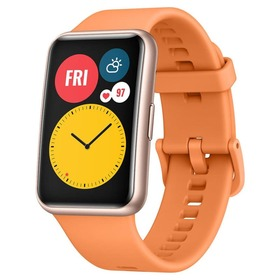 Huawei Watch Fit Cantaloupe Orange