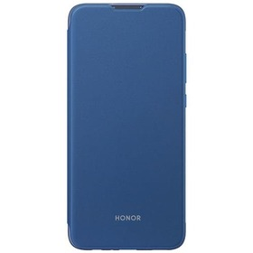 Калъф за Honor 20 Lite PU Flip Cover Blue