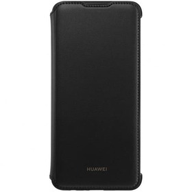 Калъф Huawei P Smart 2019 Wallet Cover Black