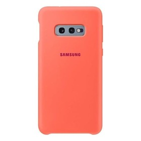 Калъф Samsung Galaxy S10e Silicone Cover EF-PG970TH Berry Pink