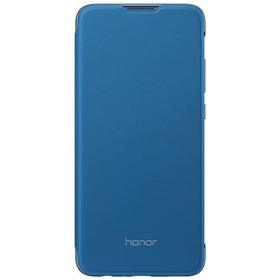 Калъф за Honor 10 Lite Flip Cover Blue