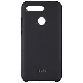 Калъф за Honor View 20 Silicone Case Black