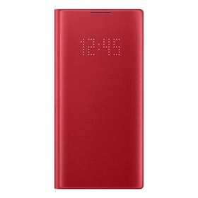 Калъф Samsung Note 10 LED View Cover NN970PR Red