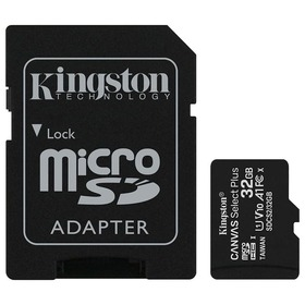 Карта памет Kingston Canvas Select+ Micro SD 32GB