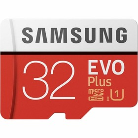Карта памет Samsung EVO+ Micro SD 32GB MC32GA