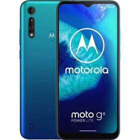 Motorola Moto G8 Power Lite 64GB Arctic Blue