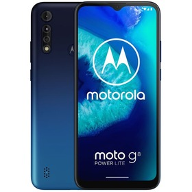 Motorola Moto G8 Power Lite 64GB Royal Blue