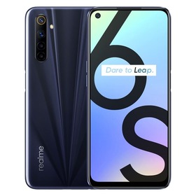 Realme 6S 64GB 4GB RAM Eclipse Black