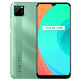 Realme C11 32GB|3GB RAM Mint Green