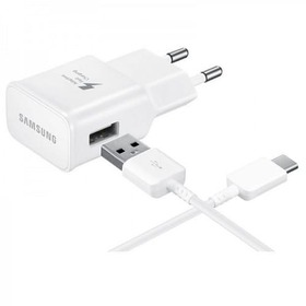 Зарядно за Samsung TA20EW Fast Charger Type-C 2.1A 15W White