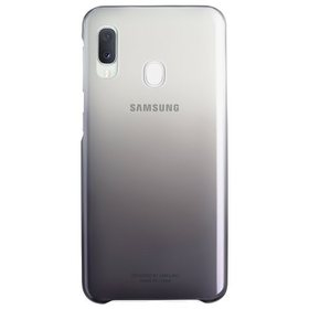 Калъф Samsung A20e Gradation Cover Black