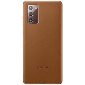 Калъф Samsung Galaxy Note 20 Leather Cover VN980LA Brown