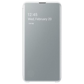 Калъф Samsung S10e Clear View Cover ZG970CW White