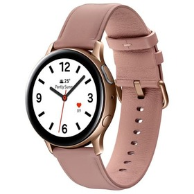 Смарт часовник Samsung Galaxy Watch Active2 40mm R830NSD Steel Pink Gold