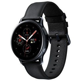 Смарт часовник Samsung Galaxy Watch Active2 40mm R830NSK Steel Black